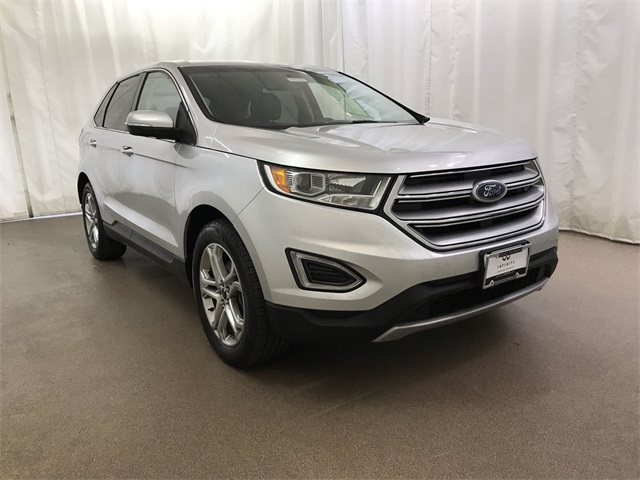 Pre-Owned 2015 Ford Edge Titanium