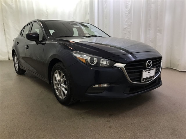 Pre-Owned 2018 Mazda3 Sport 5-Door