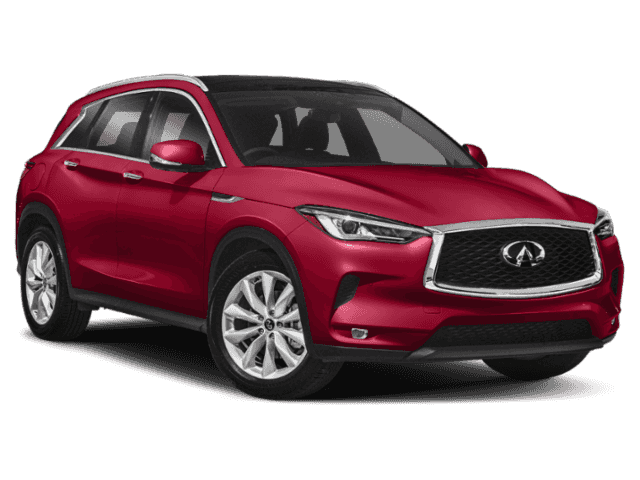New 2019 INFINITI QX50 ESSENTIAL AWD