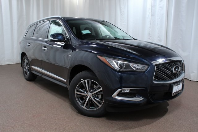 Certified Pre-Owned 2018 INFINITI QX60 AWD w/ Prm Plus Pkg and NAV