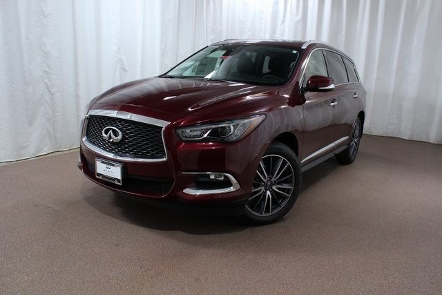 New 2019 Infiniti Qx60 Luxe Awd Crossover In Colorado Springs