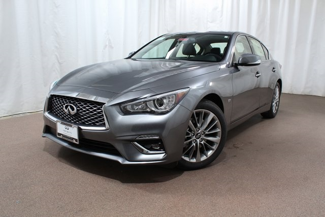 New 2019 INFINITI Q50 LEASE SPECIAL