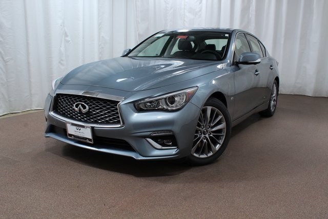 New 2019 INFINITI Q50 3.0t LUXE AWD Sedan in Colorado ...