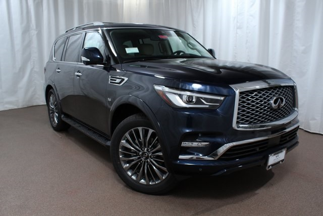 2018 INFINITI QX80 Lease Special