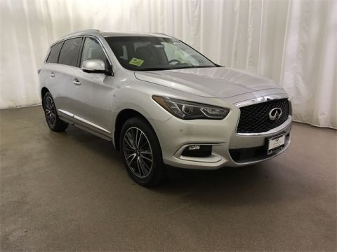 Pre-Owned 2016 INFINITI QX60 AWD w/ Driver Assist and DVDs
