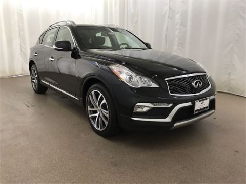 Certified Pre-Owned 2016 INFINITI QX50 AWD w/ Deluxe Touring and NAV