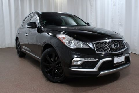 Certified Pre-Owned 2016 INFINITI QX50 AWD w/ Prm Pkg and NAV